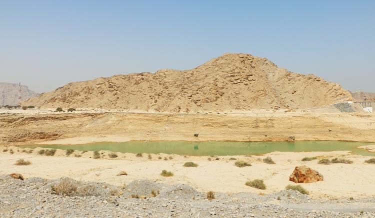 Wadi Area RAK